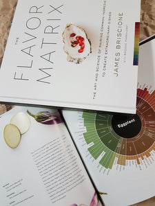 Flavor Matrix: The Art and Science of Pairing Common Ingredients to Create Extraordinary Dishes