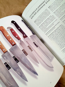 Knives: A Guide for Gourmet Cooks