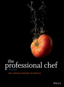 The Professional Chef 9th Edition