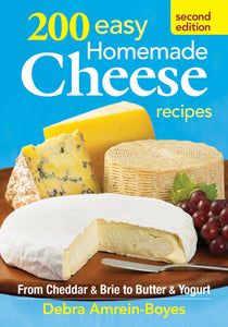 200 Esy Homemade Cheese Recipes