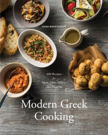 Modern Greek Cooking