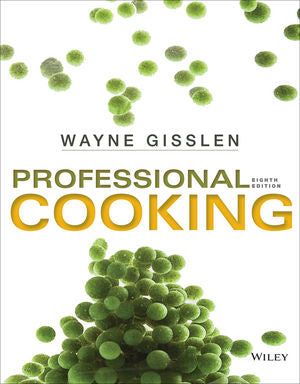 Professional Cooking 8th Edition Texbook