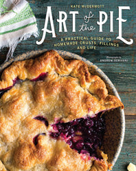 Art of the Pie Cookbook