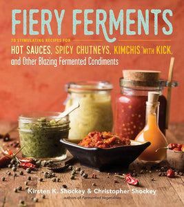 Fiery Ferments - Fermentation Cookbook