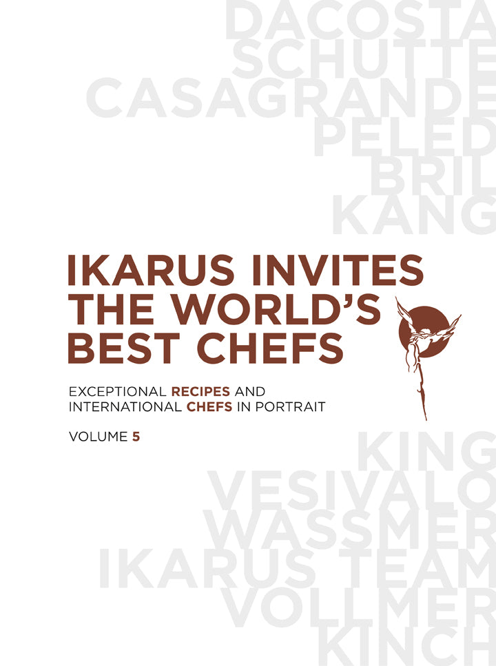 Ikarus invites the world's best chefs