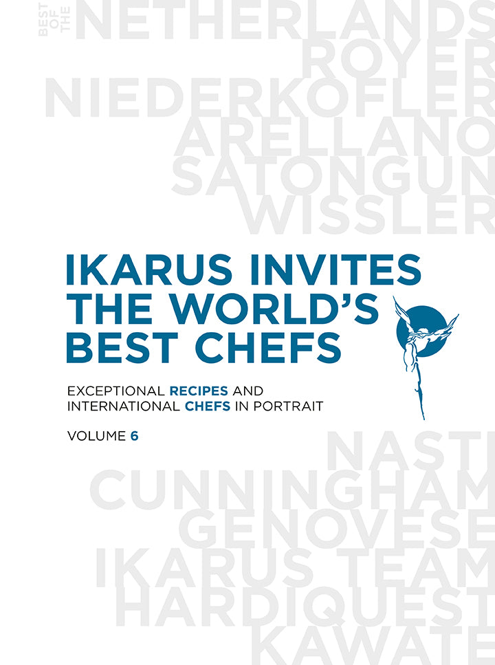Ikarus invites the world's best chefs - Volume 6