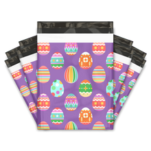 Load image into Gallery viewer, 10x13 Easter Egg Designer Poly Mailers Shipping Envelopes Premium Printed Bags
