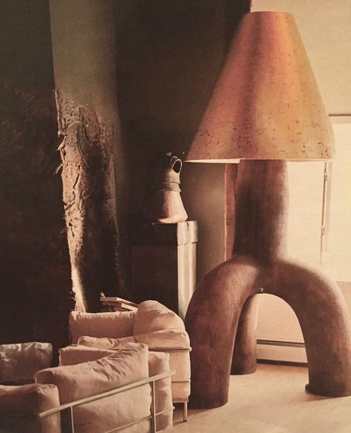 Wendell Castle Floor Lamp