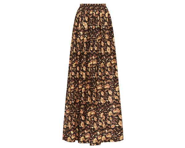 The Gathered Skirt
