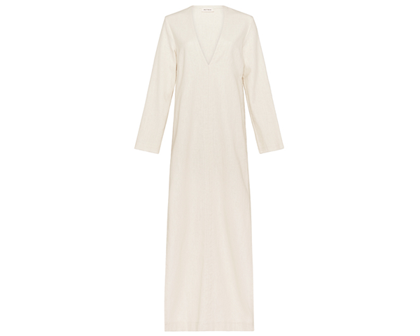 The Long Linen Tunic
