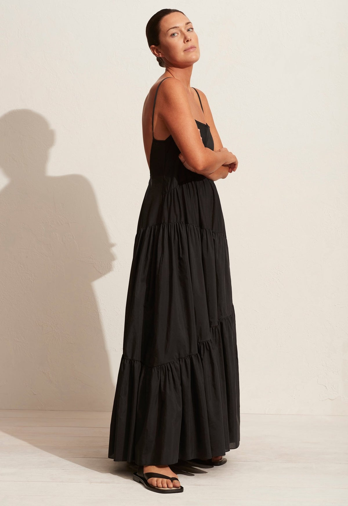 The Asymmetric Tiered Sundress