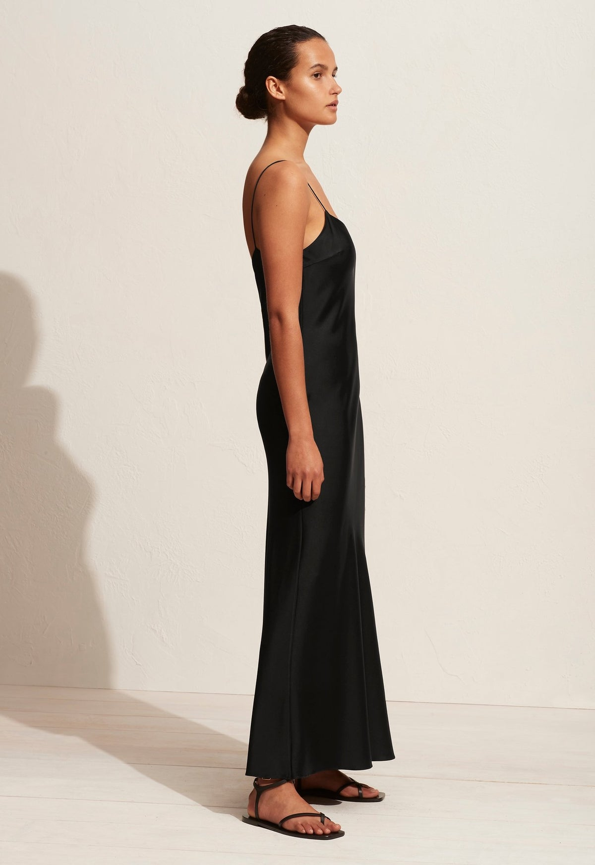 The Bias Slip Dress