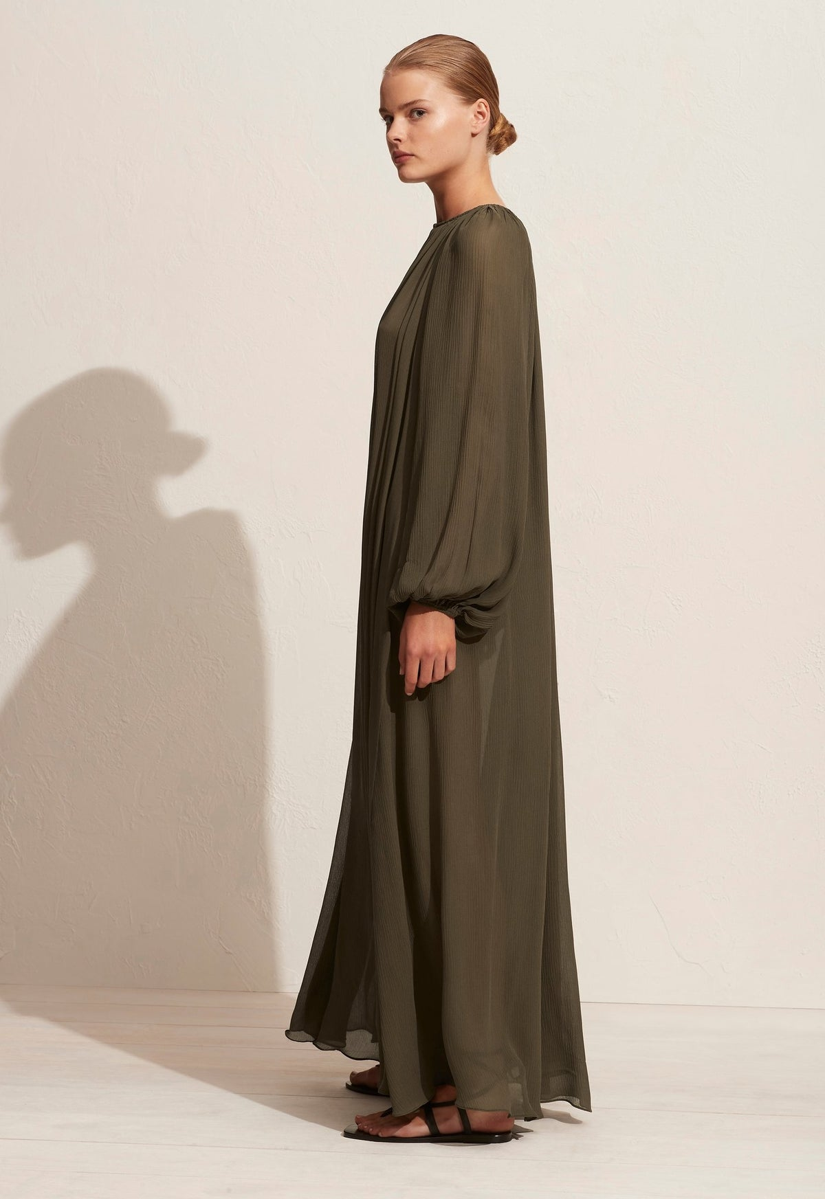 The Blouson Dress