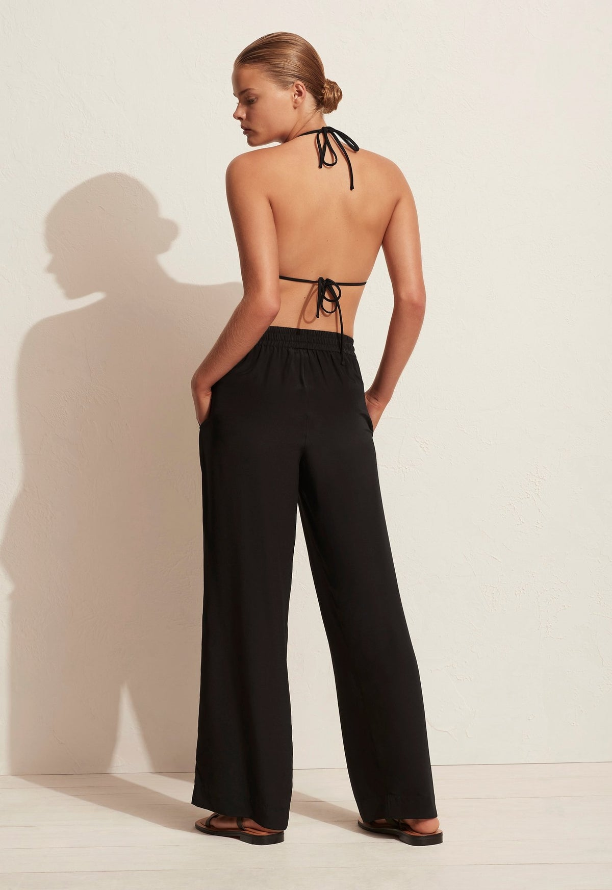 The Drawstring Trouser