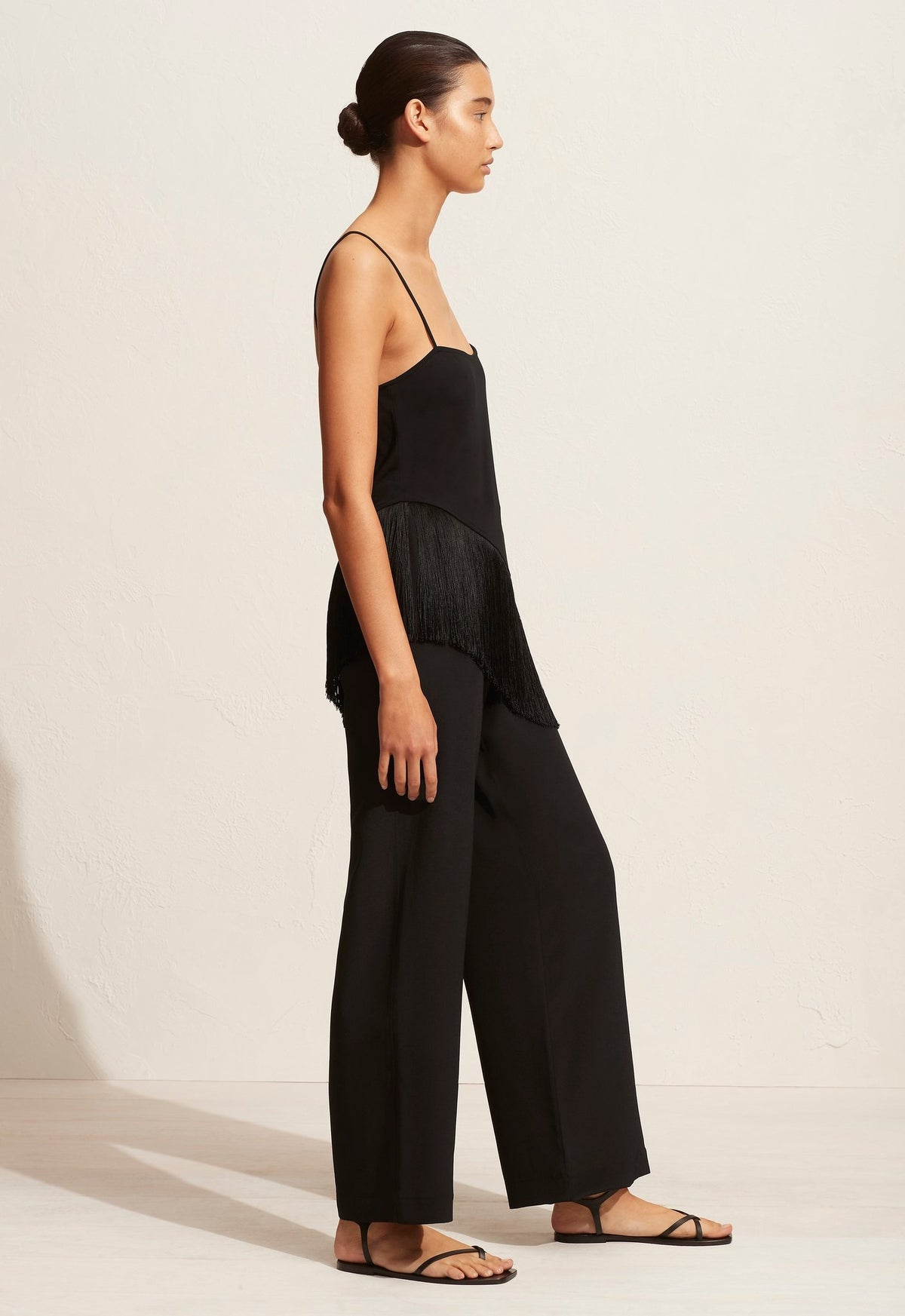 The Fringed Camisole