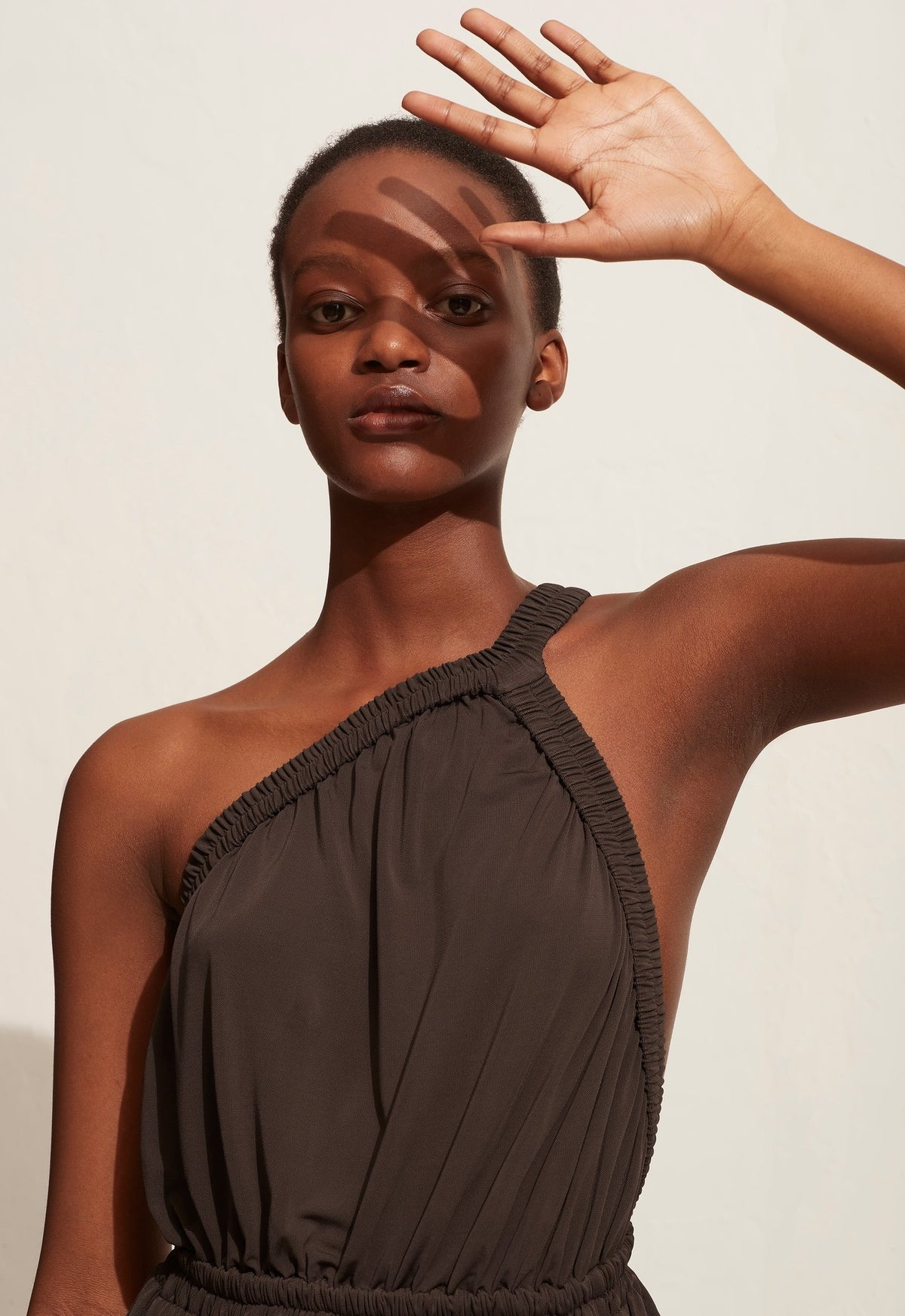 The One Shoulder Dress