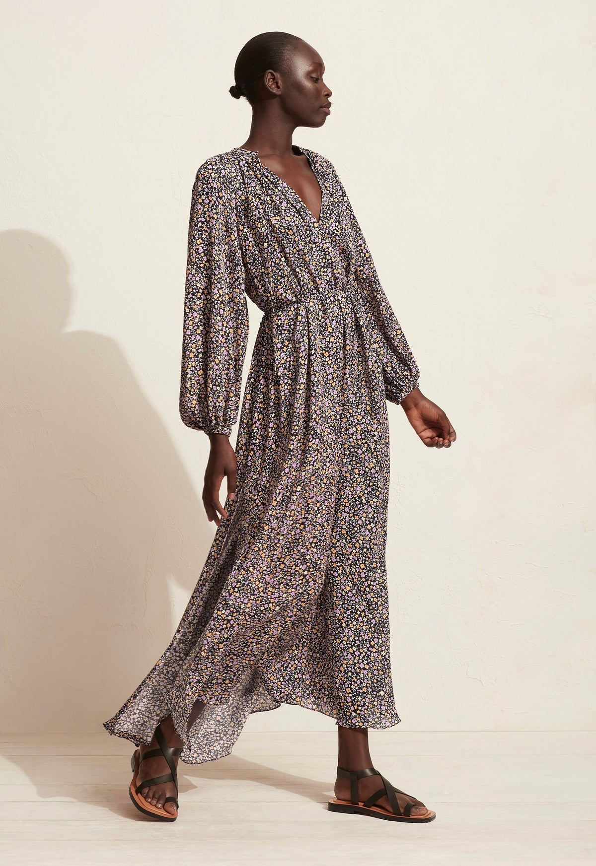 The Voluminous Tunic Dress