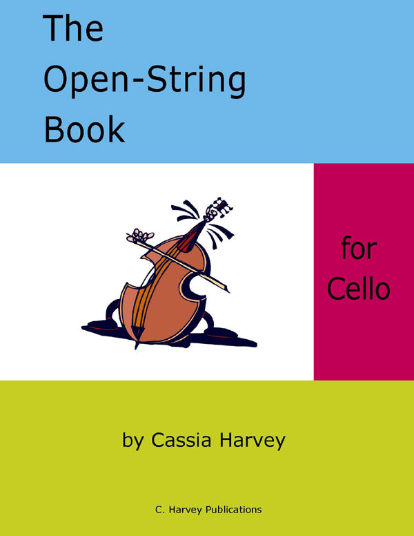The Open-String Book for Cello - PDF Download