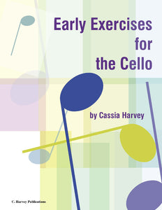 Early Exercises for the Cello - PDF Download