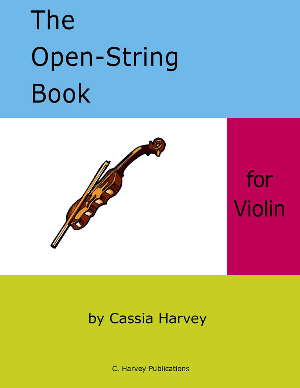 The Open-String Book for Violin - PDF Download