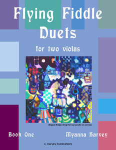 Flying Fiddle Duets for Two Violas, Book One PDF download