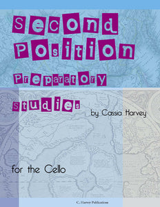 Second Position Preparatory Studies for the Cello - PDF Download