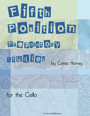 Fifth Position Preparatory Studies for the Cello - PDF Download