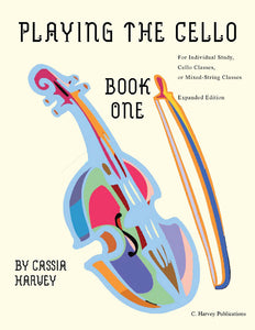 Playing the Cello, Book One - PDF Download