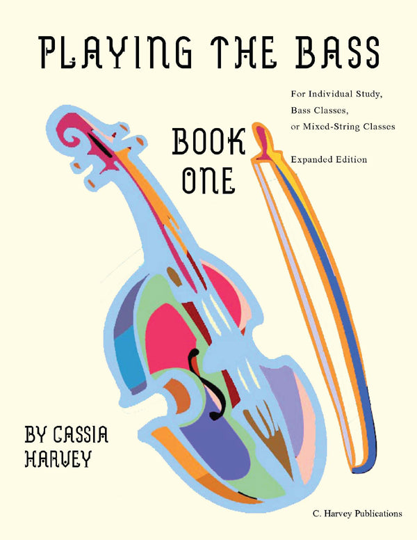 Playing the Bass, Book One - PDF Download