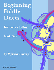 Beginning Fiddle Duets for Two Violins - PDF Download