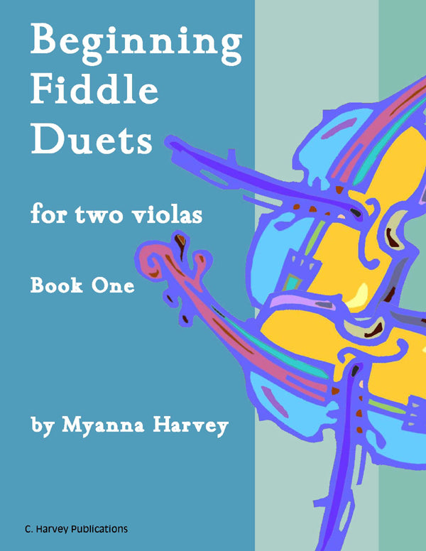 Beginning Fiddle Duets for Two Violas - PDF Download