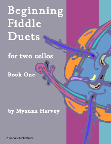 Beginning Fiddle Duets for Two Cellos - PDF Download