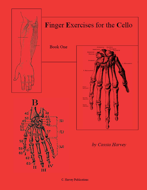 Finger Exercises for the Cello, Book One - PDF Download