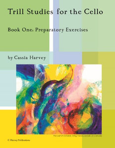 Trill Studies for the Cello, Book One: Preparatory Studies - PDF download