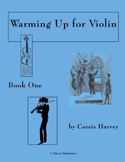 Warming Up for Violin, Book One - PDF Download