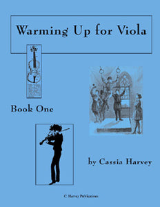 Warming Up for Viola, Book One - PDF Download