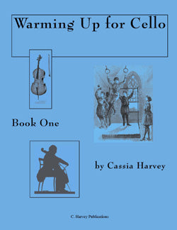 Warming Up for Cello, Book One - PDF Download
