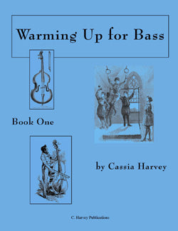 Warming Up for Bass, Book One - PDF Download