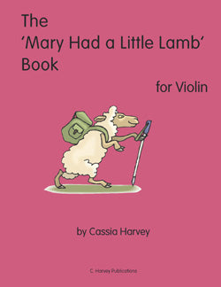 The 'Mary Had a Little Lamb' Book for Violin - PDF Download