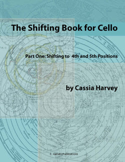The Shifting Book for Cello, Part One