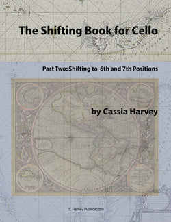 The Shifting Book for Cello, Part Two - PDF Download