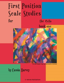 First Position Scale Studies for the Cello, Book One - PDF Download