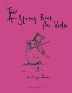 The A-String Book for Violin - PDF Download