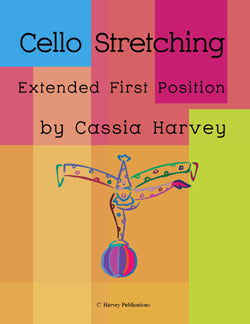 Cello Stretching: Extended First Position - PDF download