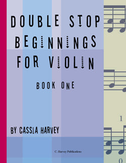 Double Stop Beginnings for the Violin, Book One - PDF Download