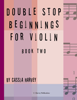 Double Stop Beginnings for the Violin, Book Two - PDF Download