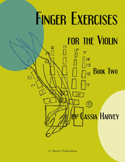 Finger Exercises for the Violin, Book Two - PDF Download
