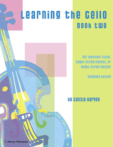Learning the Cello, Book Two - PDF Download