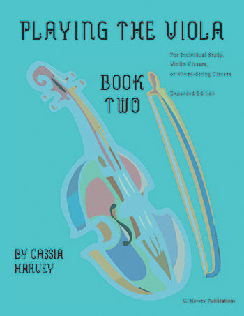 Playing the Viola, Book Two - PDF Download