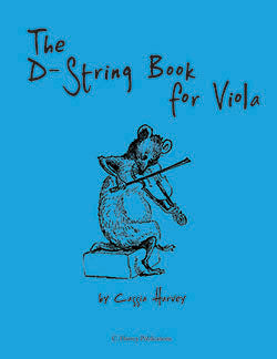 The D-String Book for Viola - PDF Download